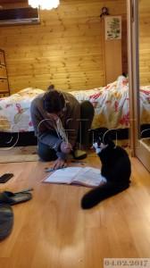 Tipi aitab Merlel õppida